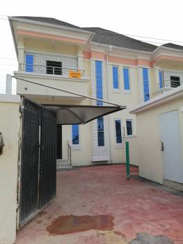 a Portable and  Luxuriously Finished 4 Bedrooms Semi Detached Duplex, Thomas Estate, Ajah, Lagos, Semi-detached Duplex for Sale