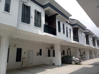 Newly Built 4 Bedrooms Terraced Duplex, 2nd Toll Gate, Lekki Phase 2, Lekki, Lagos, Terraced Duplex for Sale