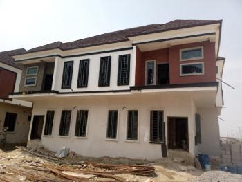 Newly Built 4 Bedrooms Semi Detached Duplex with Bq in a Serene Estate, 2nd Toll Gate, Lekki Phase 2, Lekki, Lagos, Semi-detached Duplex for Sale