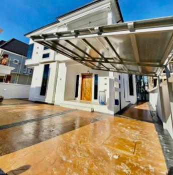 Luxury 5 Bedrooms Detached Duplex with a Room Bq, Osapa, Lekki, Lagos, Detached Duplex for Sale