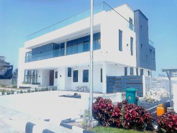 Massive Water View 6 Bedrooms Detached with Pool, Cinema and 2 Bq, Shoreline, Banana Island, Ikoyi, Lagos, Detached Duplex for Sale