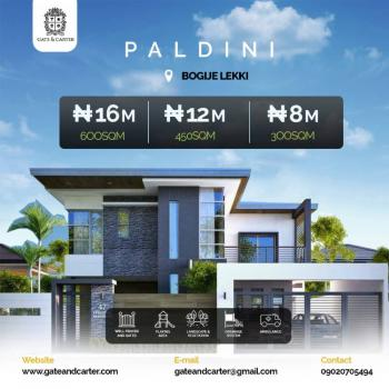 Paldini By Gate and Carter, Ibeju Lekki, Lagos, Residential Land for Sale