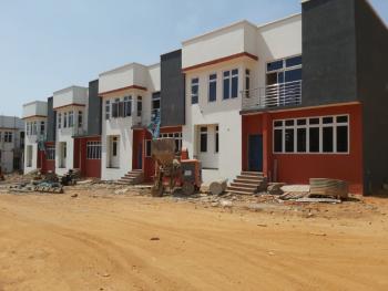 Brand New Luxury 4 Bedrooms Terraced House, Gwarinpa, Abuja, Terraced Duplex for Sale