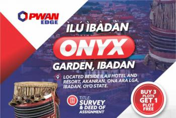 Land, Onyx Garden Estate, Ona Ara Lga, Akanran, Ona Ara, Oyo, Mixed-use Land for Sale