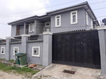 Relatively New 3 Bedroom Flat with All Rooms Ensuite, Off Yetunde Brown, Ifako, Gbagada, Lagos, Flat for Rent