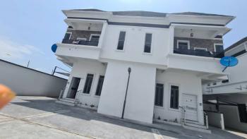 4 Bedroom Semi Detached Duplex with a Bq, Near Oral Estate, Chevron 2nd Toll Gate, Lekki, Lagos, Semi-detached Duplex for Sale