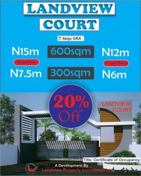 Landview Court,, Abijo, Lekki, Lagos, Residential Land for Sale