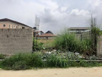 651.959sqm Fenced Full Plot of Land, Peninsula Garden Estate  Before Shop Rite, Sangotedo, Ajah, Lagos, Residential Land for Sale