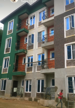 3 Bedroom Flat with a Room Bq, Awushe Estate, Opebi, Ikeja, Lagos, Flat / Apartment for Sale