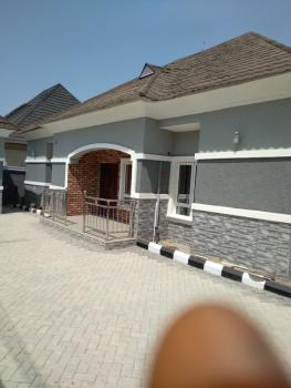 Brand New 3 Bedroom Bungalow with 2 Units of Self Contained Bq, Efab Queens Estate, Gwarinpa, Abuja, Detached Bungalow for Rent