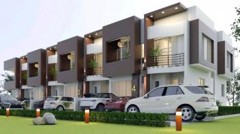 Luxury Finished and Fitted Apartments and Terrace Duplexes, Atlantic Layout Estate, General Paint Bus-stop, Ajah, Lagos, Terraced Duplex for Sale