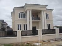 Luxury 5 Bedroom Detached House With Swimming Pool, Theater And Gym  For Sale, Royal Gardens, Lekki-ajah, Lagos, Lekki, Lagos, 5 bedroom, 6 toilets, 5 baths Detached Duplex for Sale