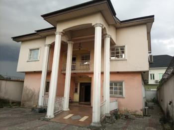 Well Located and Durably Built 8 Bedrooms Detached Duplex, Mopol 19 New Gra, Port Harcourt, Rivers, Detached Duplex for Sale