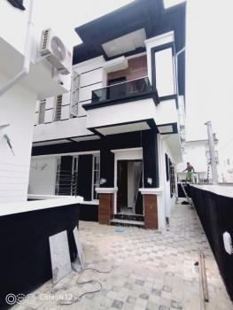 Brand New Four Bedroom Semi Detached Duplex with Bq, Lekki Phase 2, Lekki, Lagos, Semi-detached Duplex for Rent