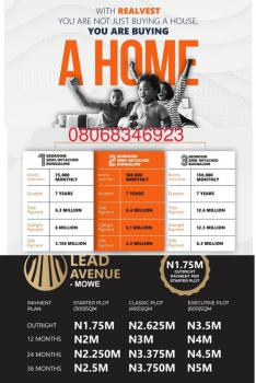 Home Ownership Simplified While You Livein The House, Homevest Inside Bluestone Garden Estate By Matthew Ashimolowo, Mowe Town, Ogun, Terraced Bungalow for Sale