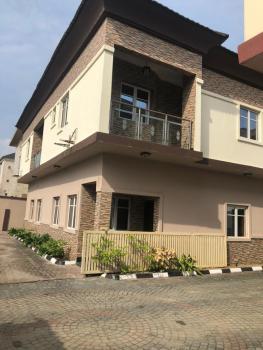 Top Notch 4 Bedroom Duplex, Chevy View Estate, Lekki Expressway, Lekki, Lagos, Semi-detached Duplex for Rent