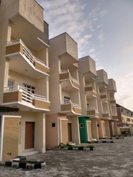 Top Notch 4  Bedroom Duplex, Osapa, Lekki, Lagos, Semi-detached Duplex for Rent