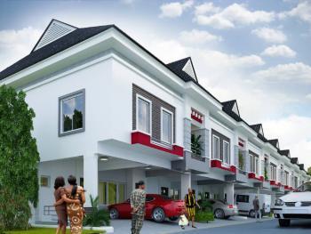 4-bedroom Terrace Duplex, Lafiaji, Lekki, Lagos, Terraced Duplex for Sale