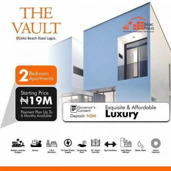 2 Bedroom Apartment, Beach Road, Eleko, Ibeju Lekki, Lagos, Semi-detached Duplex for Sale