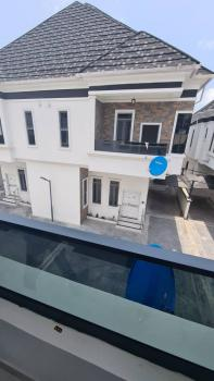 Exquisite 4 Bedroom Semi-detached Duplex with Bq, Near Oral Estate, Orchid Road, Lekki Phase 2, Lekki, Lagos, Semi-detached Duplex for Sale