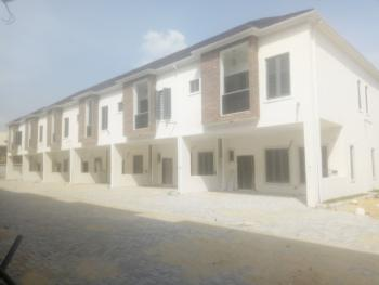 Newly Built Serviced 4 Bedroom Terrace Duplex with Swimming, Ikota, Lekki, Lagos, Terraced Duplex for Rent