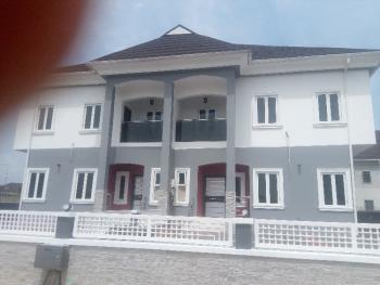 Luxury 4 Bedroom Duplex with Executive Facilities, Crown Estate, Sangotedo, Ajah, Lagos, Semi-detached Duplex for Rent
