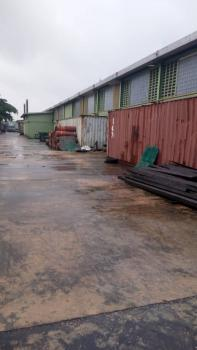 Land and Ware House, Industrial Estate, Ikeja, Lagos, Warehouse for Sale