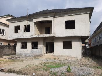5 Bedrooms Duplex Carcass Plus 2 Bedroom, Mini Flat and Self Contained, Peninsula Garden Estate, Sangotedo, Ajah, Lagos, Block of Flats for Sale