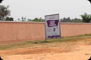 Plots of Estate Land in Fast Developing Location, Lekki Rose Garden, Close to Lekki Free Trade Zone, Osoroko, Ibeju Lekki, Lagos, Residential Land for Sale