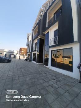 Exquisite 4 Bedroom Terrace Duplex & 1 Room Bq, Jabi, Abuja, Terraced Duplex for Rent