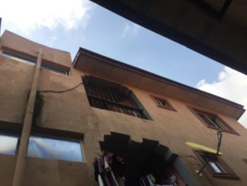 Upstairs Two Bedroom Flat, Off Ajayi Road, Ogba, Ikeja, Lagos, Flat for Rent