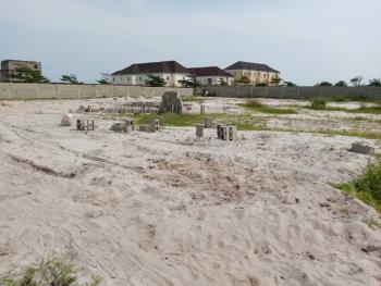 6 Plots Sand-filled Land Measuring 600sqm Each, 2nd Toll Gate, Lafiaji, Lekki Expressway, Lekki, Lagos, Mixed-use Land for Sale