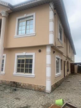 Superb 4 Bedroom Duplex with Bq, Agungi, Lekki, Lagos, Semi-detached Duplex for Rent