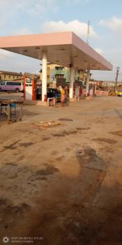 a Functional 5 Pumps 10 Nozzles Filling Station with Event Center, Ijegun - Ikotun Road, Alimosho, Lagos, Filling Station for Sale