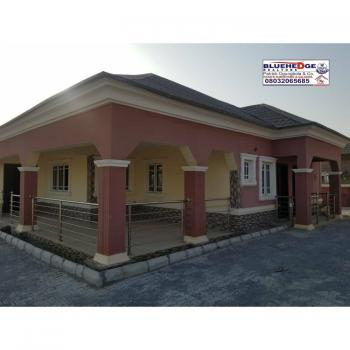 Nicely Finished and Well Located 3 Bedroom Bungalow, Lugbe District, Abuja, Detached Bungalow for Sale