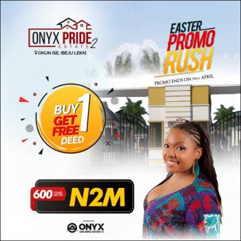 Affordable Land, Òkun Ise, Folu Ise, Ibeju Lekki, Lagos, Residential Land for Sale