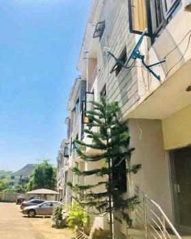 4 Bedrooms Terraced Duplex with Bq, Beside Rotimi Amechi House, Asokoro District, Abuja, Terraced Duplex for Sale