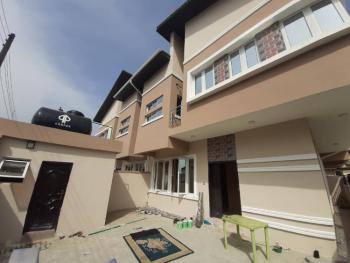 Newly Built All Ensuite 4 Bedroom Semi Detached House, By Igbo Efon Traffic Light, Ologolo, Lekki, Lagos, Semi-detached Duplex for Rent