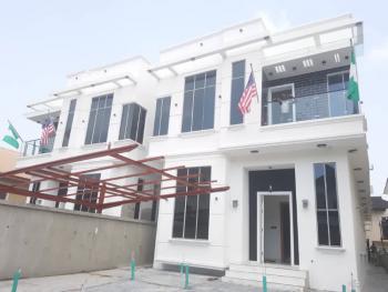 Luxurious 5 Bedroom Fully Detached Duplex with Bq, Osapa London, Osapa, Lekki, Lagos, Detached Duplex for Sale