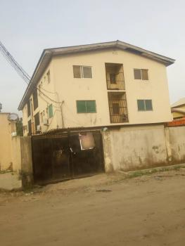 a 6 Unit 3 Bedroom Block of Flats with C of O, Adegbenro Street, Ago Palace, Isolo, Lagos, Block of Flats for Sale