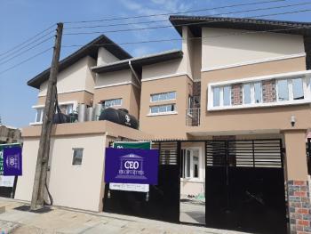 Newly Built 4 Bedroom Duplex with Bq, By Igbo Efon Traffic Light, Ologolo, Lekki, Lagos, Semi-detached Duplex for Rent