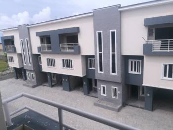 Newly Built 4 Bedrooms Terraced House with 1 Room Bq, Ocean Bay Estate, Ikota, Lekki, Lagos, Terraced Duplex for Sale