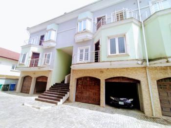 4 Bedroom Terrace with Bq, Chevron, Lekki Phase 2, Lekki, Lagos, Terraced Duplex for Rent