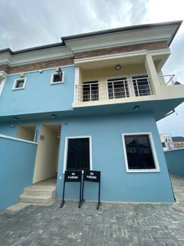 Spacious 4 Bedroom Semi Detached House, Orchid Road, Lekki Expressway, Lekki, Lagos, Semi-detached Duplex for Rent
