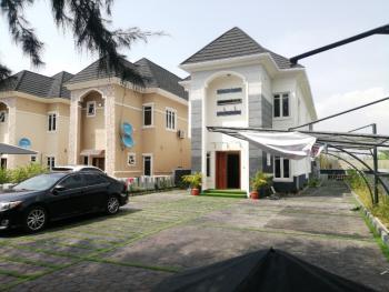 Luxury Built 4 Bedrooms Detached Duplex with a Room Boys Quarter, Megamound Estate, Lekki County Homes, Ikota, Lekki, Lagos, Detached Duplex for Sale