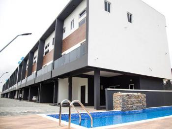 Beautifully Furnished 4 Bedroom with Swimming Pool, Ikate, Lekki, Lagos, Terraced Duplex Short Let