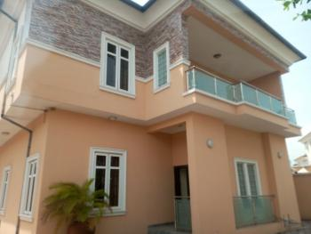 5 Bedroom Duplex with 2 Room Servant Quarters, Lekki Phase 1, Lekki, Lagos, Detached Duplex for Rent