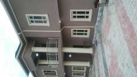 Well and Nicely Furnished and Finished Luxury 3 Bedroom Flat, Fitted Kitchen, Pop All Round, All Room Ensuit with Water Hitter, Wardrob, Very Close to Road in a New Developed Area, Off Addo Road, Ajah, Ajah, Lagos, Flat for Rent