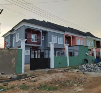 Brand New Tastefully Finished 4 Bedrooms Duplex, Off Balogun, Berger, Arepo, Ogun, Terraced Duplex for Sale