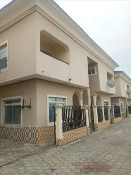 4 Bedroom Semi Detached Duplex with Bq and Pool, Oniru, Victoria Island (vi), Lagos, Semi-detached Duplex for Rent